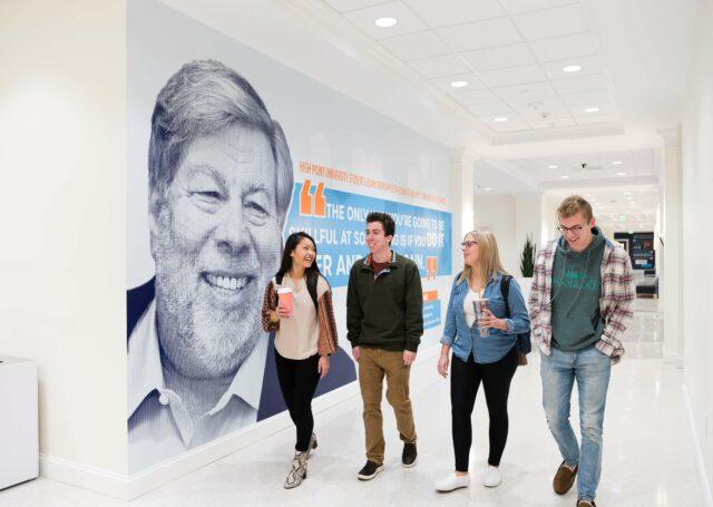 Steve Wozniak Wall
