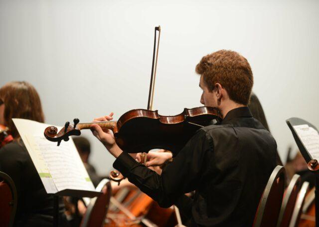 Music Minor HPU Violin