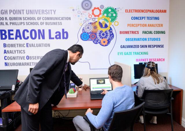 NQSC Beacon Lab
