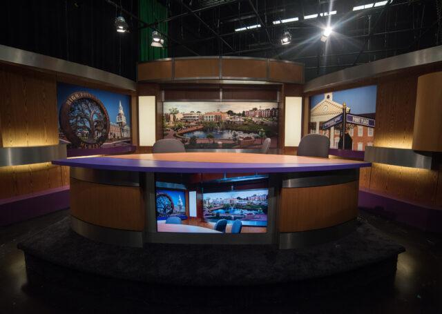 NQSC TV Studio