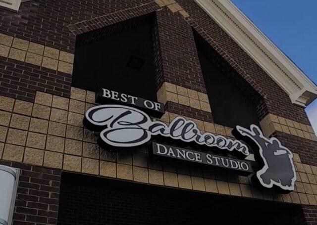 Best of Ballroom Dance Studio