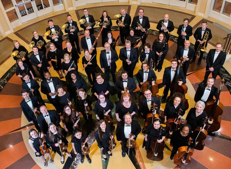 HPU Orchestra February 2020 Yasmin Leonard Photography 1 768x562
