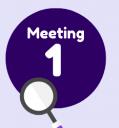 Meeting 1 logo