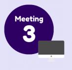 Meeting 3 logo