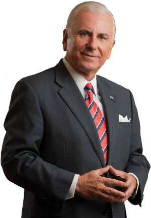 Greetings from the President, Nido R. Qubein