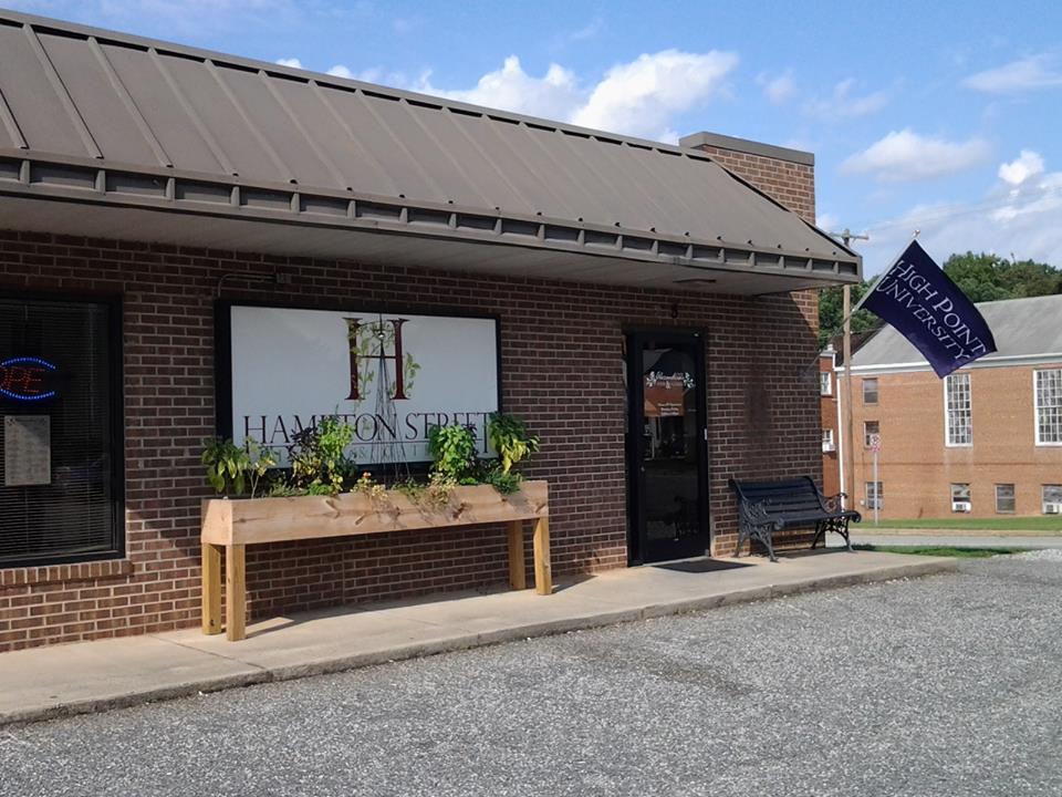 Alexandria's Hamilton Street Bistro