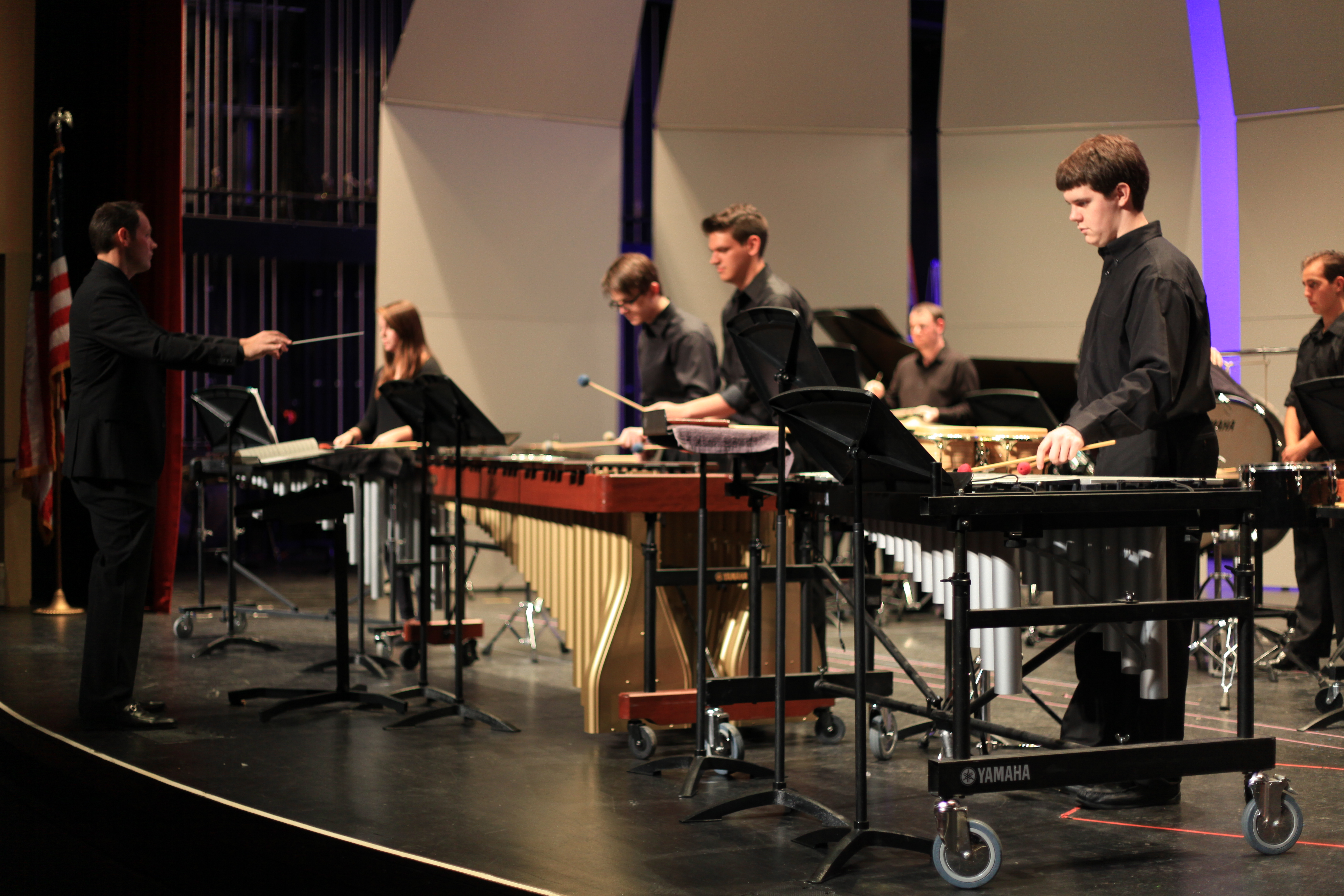 Fall Percussion Ensemble Concert | High Point University | High ...