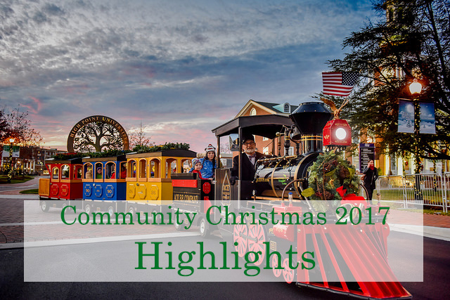 High Point Christmas Parade 2020 2019 Community Christmas | High Point University | High Point, NC