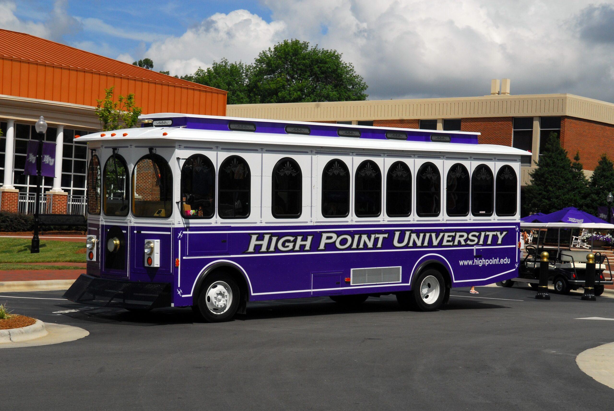 HPU Trolley