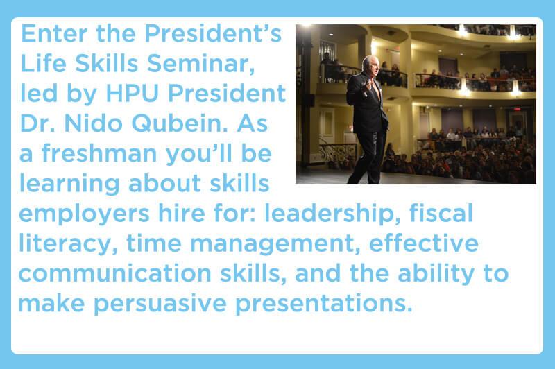 presidential Seminar-answer