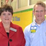 Debbie and Principal