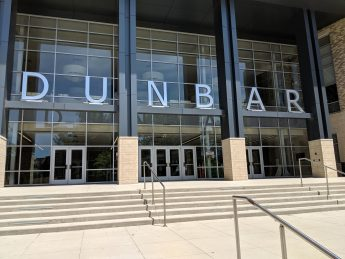 Our Visit to Dunbar High School