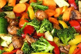[RECIPE] Grilled Vegetables – June 2014