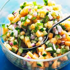 [RECIPE] Melon Salsa–August 2014