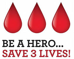 National Blood Donor Month–January 2015