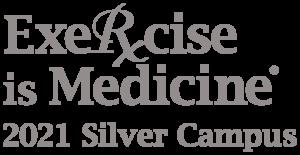 Exercise is Medicine 2021 Silver Campus