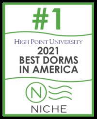 Niche Best Dorms 2021