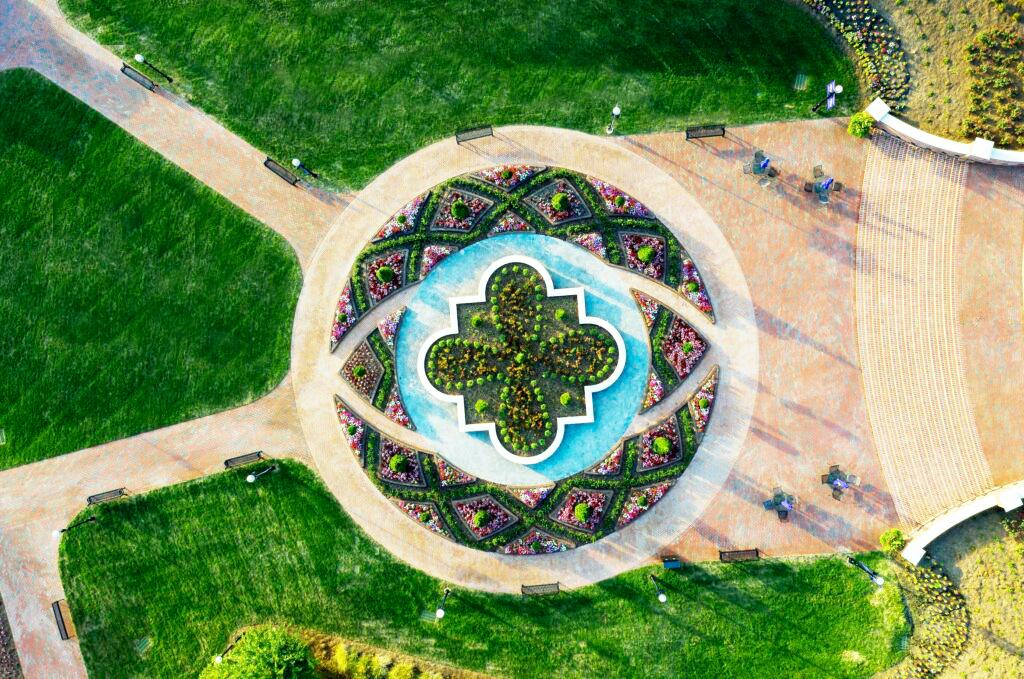 Topiary Fusion Garden