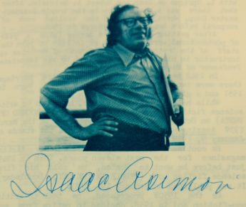 "Special ""Author"" Collections – Asimov and Wolfe"