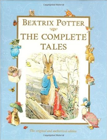 Beatrix Potter Collection at the School of Education Resource Center