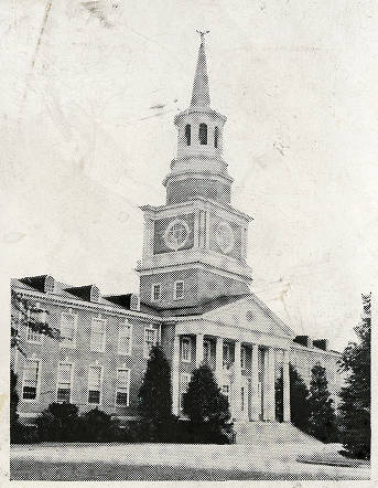 Early History of High Point College