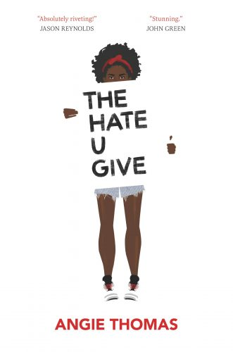 Books We Love: The Hate U Give by Angie Thomas