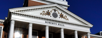 Roberts Hall Architectural Symbolism