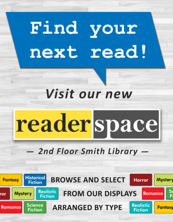 Find your #ReaderSpace. Find your Genre!