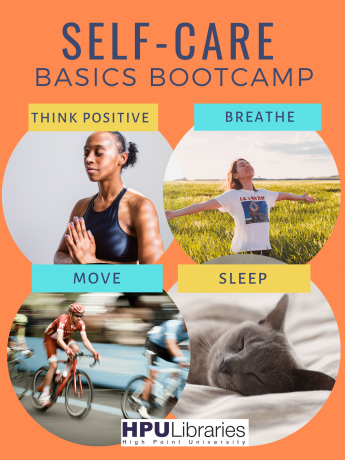 Self-Care Basics Bootcamp