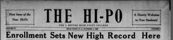 Founders Day: September 14, 1924