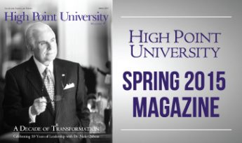 HPU Magazine Spring 2015