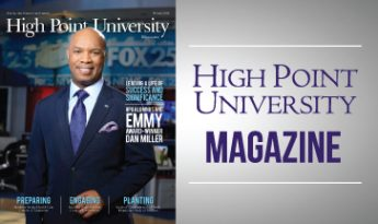 HPU Magazine Winter 2016