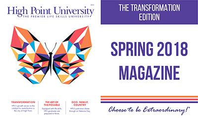 HPU Spring 2018 Magazine thumb