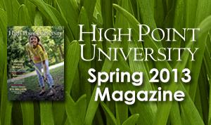 HPU Magazine Spring 2013