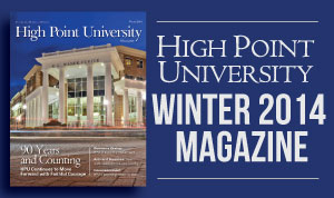 HPU Magazine Winter 2014
