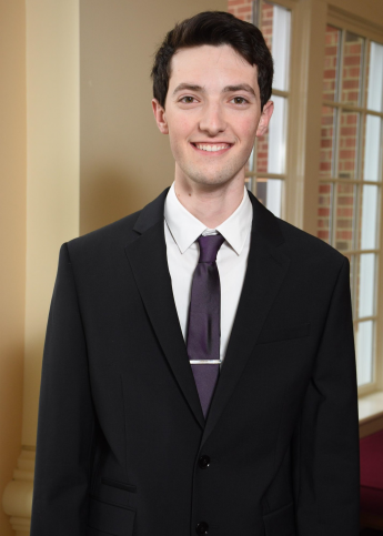 Internship Profile: Kyle Michaud Serves in Online Sales Role