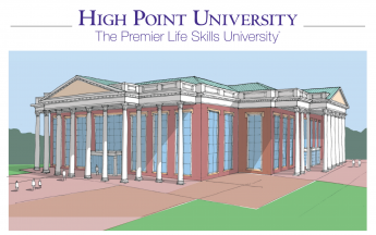 $80 Million Library is HPU's Next Step in Transformational Growth Plan
