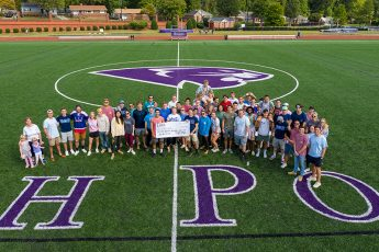 HPU Students Raise Over $31,000 for YMCA of High Point with 1,000 Miles for Kids Event