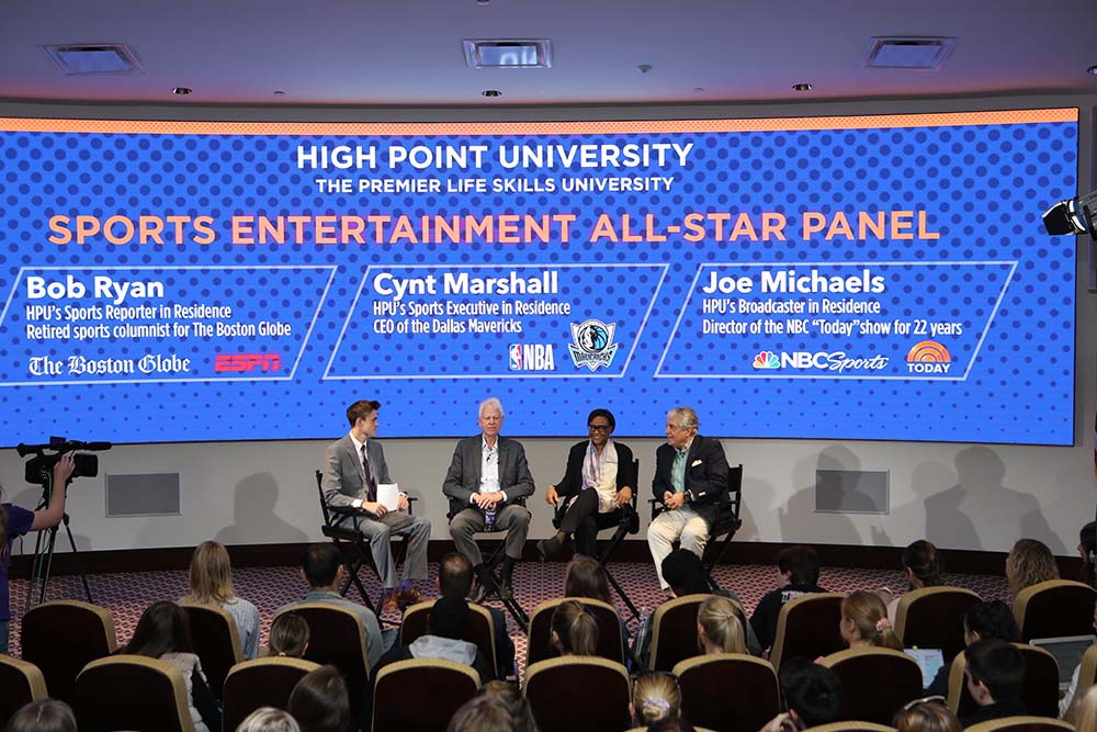 HPU All-Star Panel