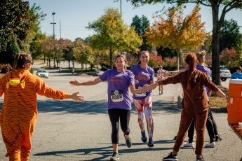 HPU Physical Therapy Department Hosts Third Annual Halloween Family 5K Fun Run and Walk