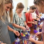 Physicians Assistant Basket Making; PA WeekOct. 4, 2019