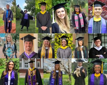 HPU President Nido Qubein Shares Words of Wisdom During Virtual Conferring of Degrees