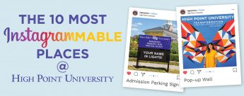 Top 10 Most Instagrammable Places on HPU's Campus