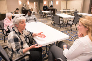 Pharmacy Students Practice Patient Centered Care At Local