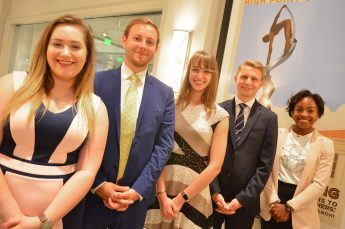 HPU Students Win Start-Up Funds at 2017 Business Plan Competition