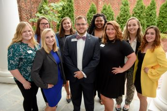 Nine HPU AmeriCorps VISTAs Begin Service to the City