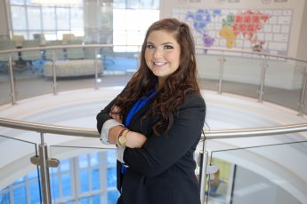October Extraordinary Leader: A Future Lawyer, A Born Leader