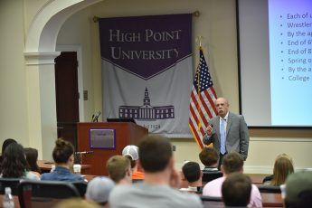 DeBell Family Establishes HPU Scholarship