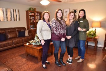 A Place to Call Home: HPU Design Students Improve Women's Shelter