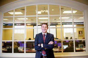 HPU Extraordinary Leader for November: Future Sports Agent
